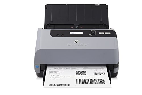 Review Of HP Scanjet Enterprise Flow 5000 s3 (L2751A)