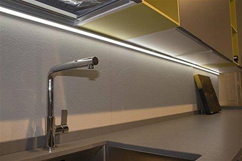 KingLed - Kit Profilo Alluminio Angolare con Misura Personalizzata ...