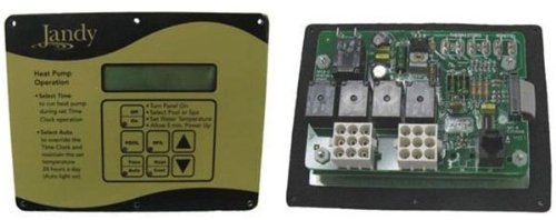 Zodiac R3001300 Control Panel Assembly Replacement for Select Zodiac Jandy Air Energy Pool and Spa Heat Pumps