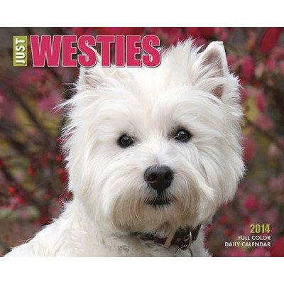 UPC 709786026609, Just Westies 2014 Box Calendar