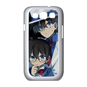 Detective Conan Samsung Galaxy S3 9 Cell Phone Case White TPU Phone Case SV_294485