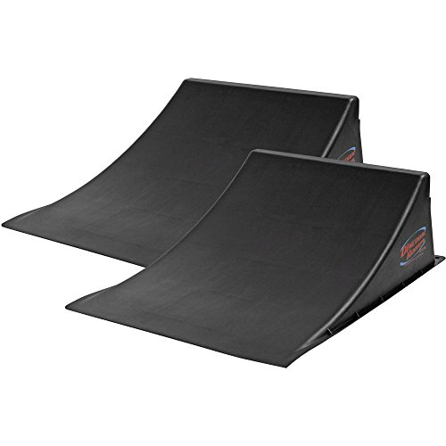 "Discount Ramps SK-906-R Black 12"" High Skateboard Launch ..."