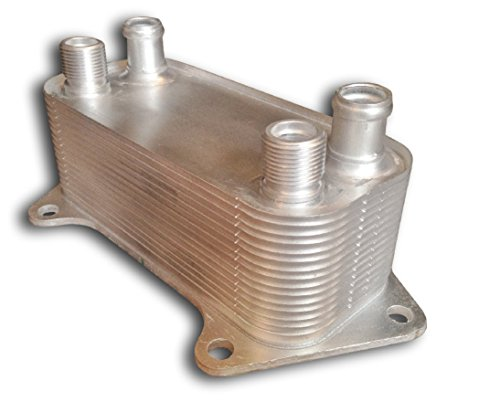 Land Rover Oil Cooler - 2