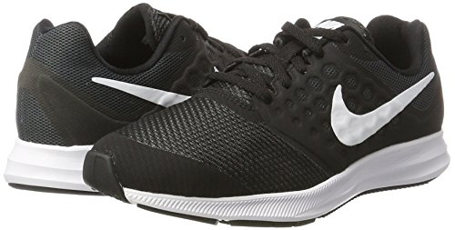 Pour noir Downshifter gs Noir Course Chaussures Homme De Nike Sentier 7 001 Anthracite Sur Blanc B8dPExH
