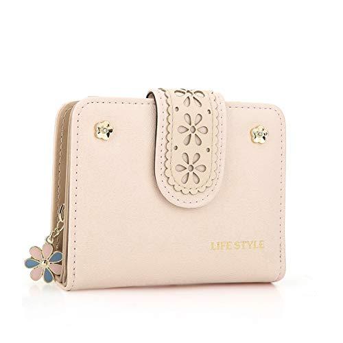 507ab162018a86 70%OFF CHAOY Frauen RFID Mini Soft Leder Brieftasche Mit ID Fenster  Kartenhülle Münzhalter Kleine