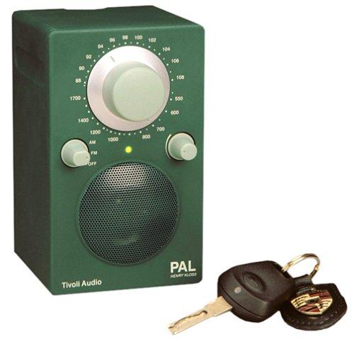 Tivoli Audio PALGRN Portable Audio Laboratory  AM / FM Radio