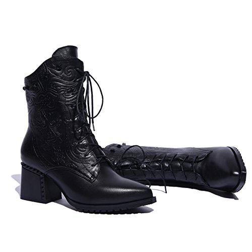 Jjcat Boots Kvinners Svart Cowboy Cowboy Boots Kvinners Jjcat w7SBCB