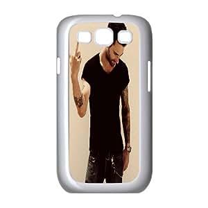 Unique Phone Case Design 10Famous Singer Adam Levine- For Samsung Galaxy S3