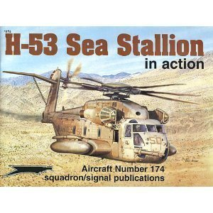 Sikorsky H-53 Sea Stallion in Action - Aircraft No. 174