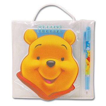 Pooh Notepad - Disney Winnie the Pooh Notepad and Pen