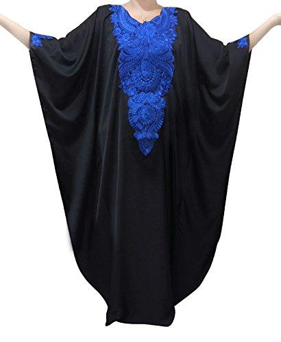 WUBU Kaftan Maxi Dress Evening Gowns Evening Dresses Wedding Dress Cocktail Plus Size