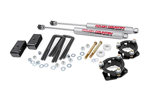 Rough Country Suspension Lift - 2