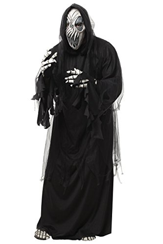 Sponch Costumes (Sponch Evil Spectre Monster Adult Halloween Costume, Small)
