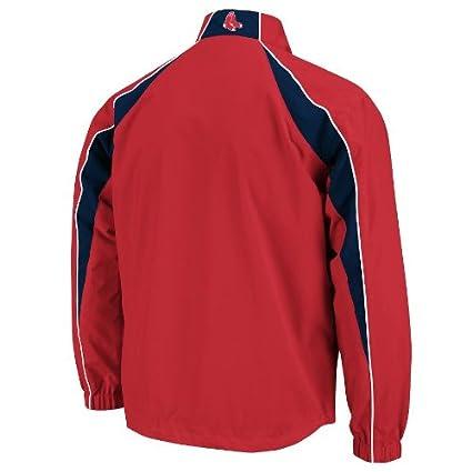 Amazon.com : MLB Boston Red Sox Vindicator Full Zip Jacket ...