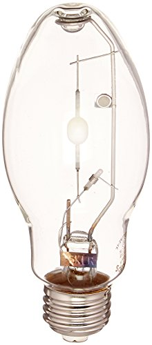 (Philips Lighting 429928 ED17P Protected Metal Halide Lamp 50 Watt E26 Medium Base 3680 Lumens 90 CRI 4000K Cool White MasterColor CDM Elite)