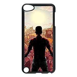 Ipod Touch 5 2D Custom Phone Back Case with A Day to Remember Image