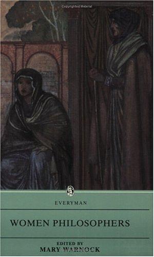 Women Philosophers (Everyman's Library)