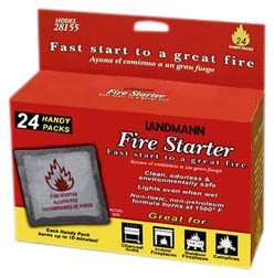 Landmann Fire Starter 24 Handy Pack (2 Pack) by Landmann product (Image #1)