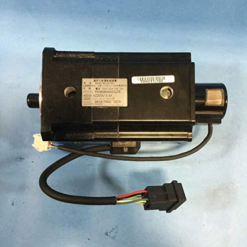 (Sanyo Denki P50B08040DCL7E Servo Motor, 400W, AC200V,)