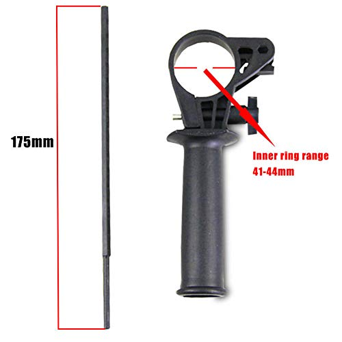 Bosch Home and Garden 2609255727 Handle for 500//650//750 Impact Drill Black