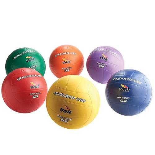Voit Enduro CS3 Kickball (Set of 6)