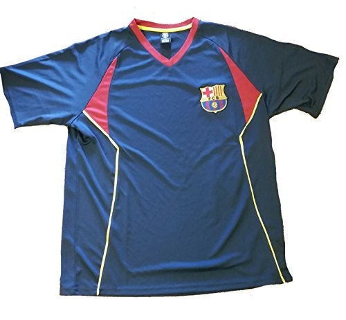 Barcelona FC Officially Licensed Home 2016 Soccer Shirt Football (XL) Barcelona Soccer Shirts