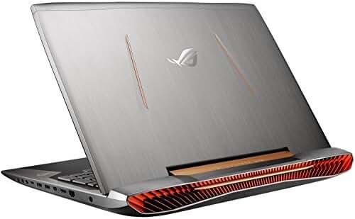 ASUS ROG G752VS (VR Ready) Premium 17.3'' Gaming Laptop ( Intel i7 Quad Core, 64GB RAM, 1TB HDD + 512GB PCIe SSD, 17.3 Inch FHD (1920X1080) NVIDIA G-Sync, NVIDIA GeForce GTX 1070 8GB, Win 10)