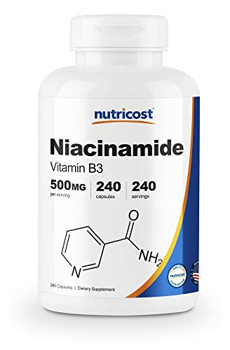 Top 7 Nicotinamide Vitamin B3