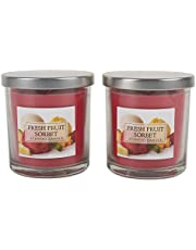 Home Traditions Evenly Burning Highly Scented Jar Candle