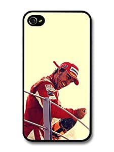 AMAF ? Accessories Fernando Alonso Champagne Bottle Victory Formula One case for iPhone 4 4S