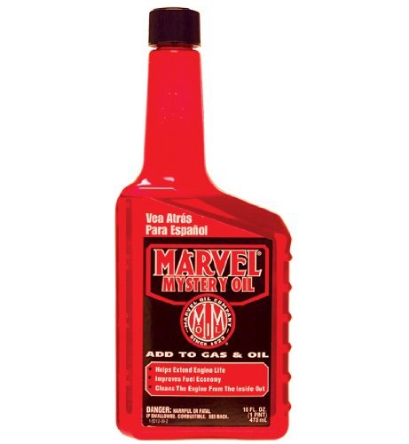 Price comparison product image Marvel Oil Company MM12R 16 Oz Mystery Oil