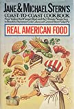 Real American Food, Michael E. Stern, 0394539532