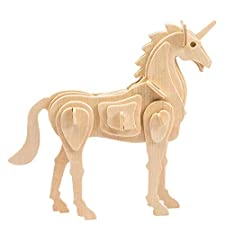 3D Wooden Puzzles For Adults Animals