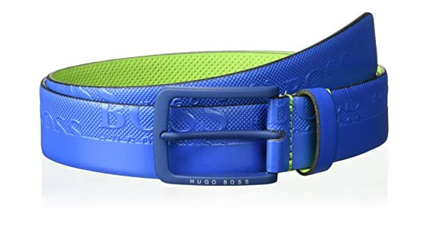 Hugo Boss Toluca - Cinturón de piel para hombre  Amazon.com.mx  Ropa ... c0d3d8218a2c