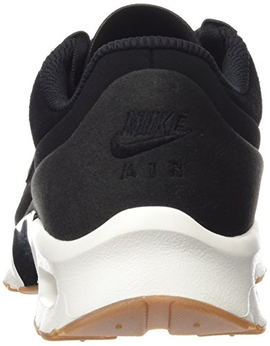 Nike W Air Max Jewell Se, Zapatillas de Gimnasia Para Mujer Negro (Black/black/gum Med Brown/ivory)