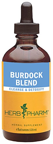 Herb Pharm Burdock Blend Extract to Support Cleansing & Detoxifying - 4 ()