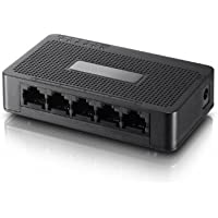 Netis ST3105S 5-Port 10/100M Desktop Switch, Auto-negotiation and Plug and Play