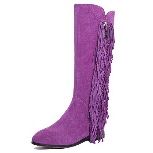 Nine SevenKnee High Boots - Botas mujer morado