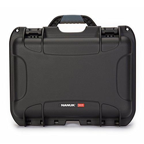 Nanuk 915 Waterproof Hard Case Empty - Black