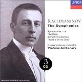 Rachmaninov : Les Symphonies - Les cloches - Dances symphoniques - L'île des morts