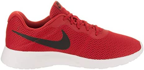 NIKE Men's Tanjun Sneakers, Breathable Textile Uppers and Comfortable Lightweight Cushioning 10