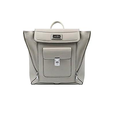 low-cost Sandy Lisa Wing Backpack Bag ToteLightweight Laptop Handbag Case Heather Grey