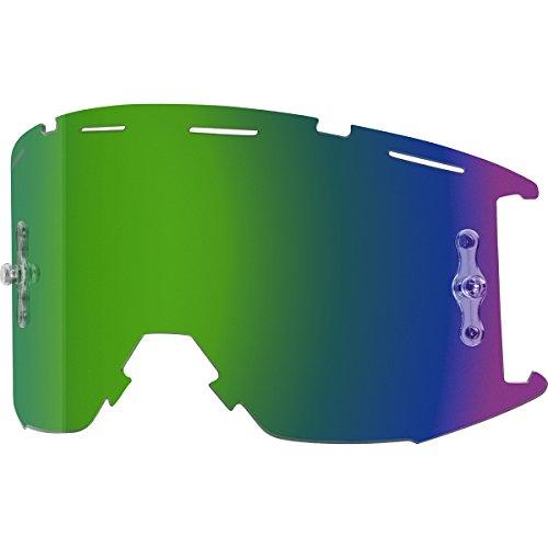 Smith Optics Squad MTB Adult Replacement Lens Off-Road Motorcycle Eyewear Accessories Chromapop Sun Green - Eyewear Optic