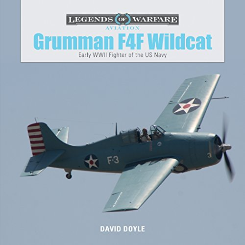 Grumman F4F Wildcat: Early WWII Fighter of the US Navy for sale  Delivered anywhere in USA