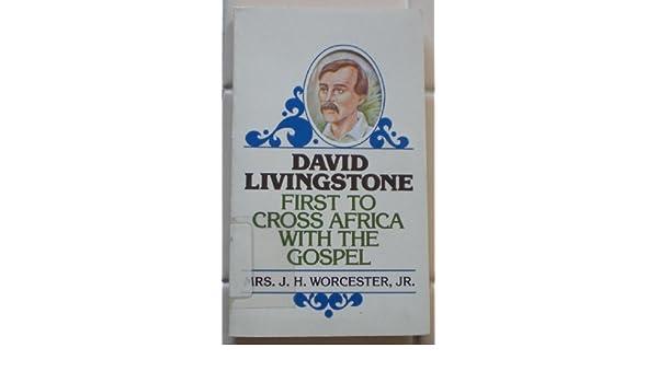 david livingstone facts