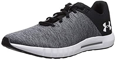 Under Armour Mens 3021869 Micro G Pursuit Twist Black Size: 10 US / 9 AU