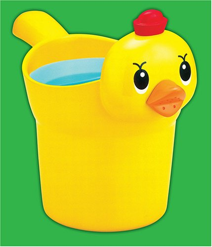 You put hot water bath for the first time baby duck captain (japan import)
