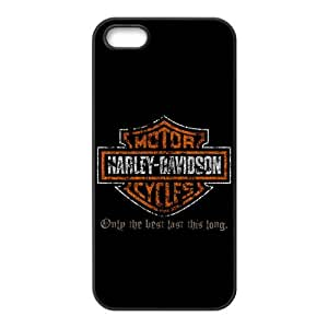 Motorcycle Harley Davidson Cell Phone Case for iPhone 5S