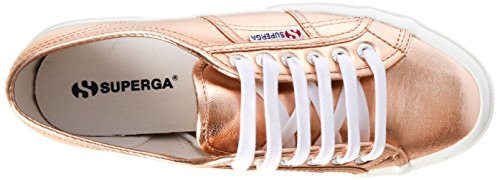 Gold Superga Women's Sneaker Cotu 2750 Rose nZPva