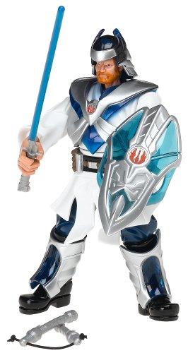 (Hasbro Star Wars Force Battlers OBI WAN #2)
